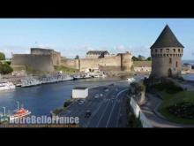 Château de Brest en Vidéo